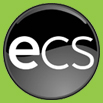 ECS Logo - Communications at the touch of a button